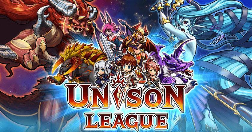Games Like Unison League