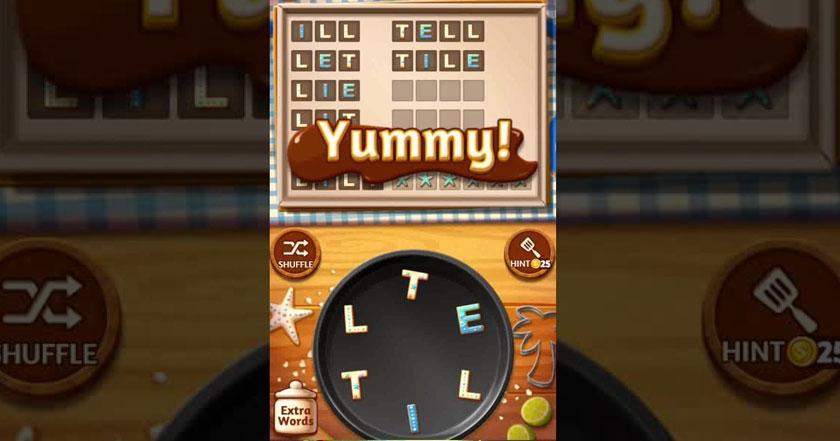 Games Like Word Cookies