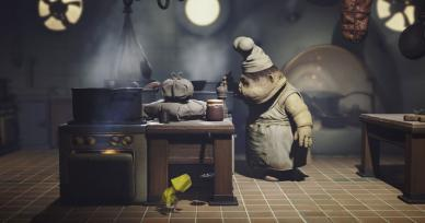 Games Like Little Nightmares