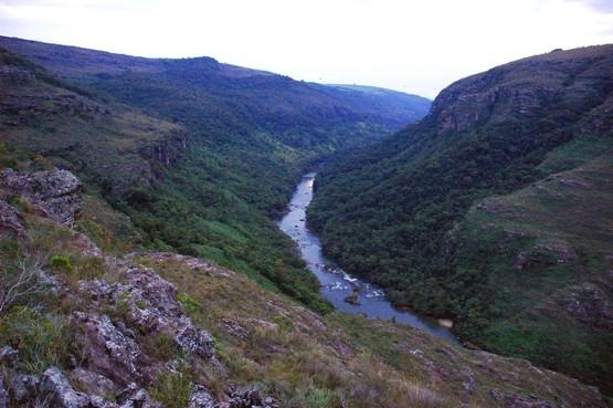 Canyon do Guartelá Passeio Curitiba / Canyon de Guartelá / Curitiba