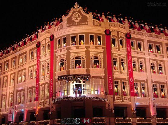 Natal Luz - HSBC