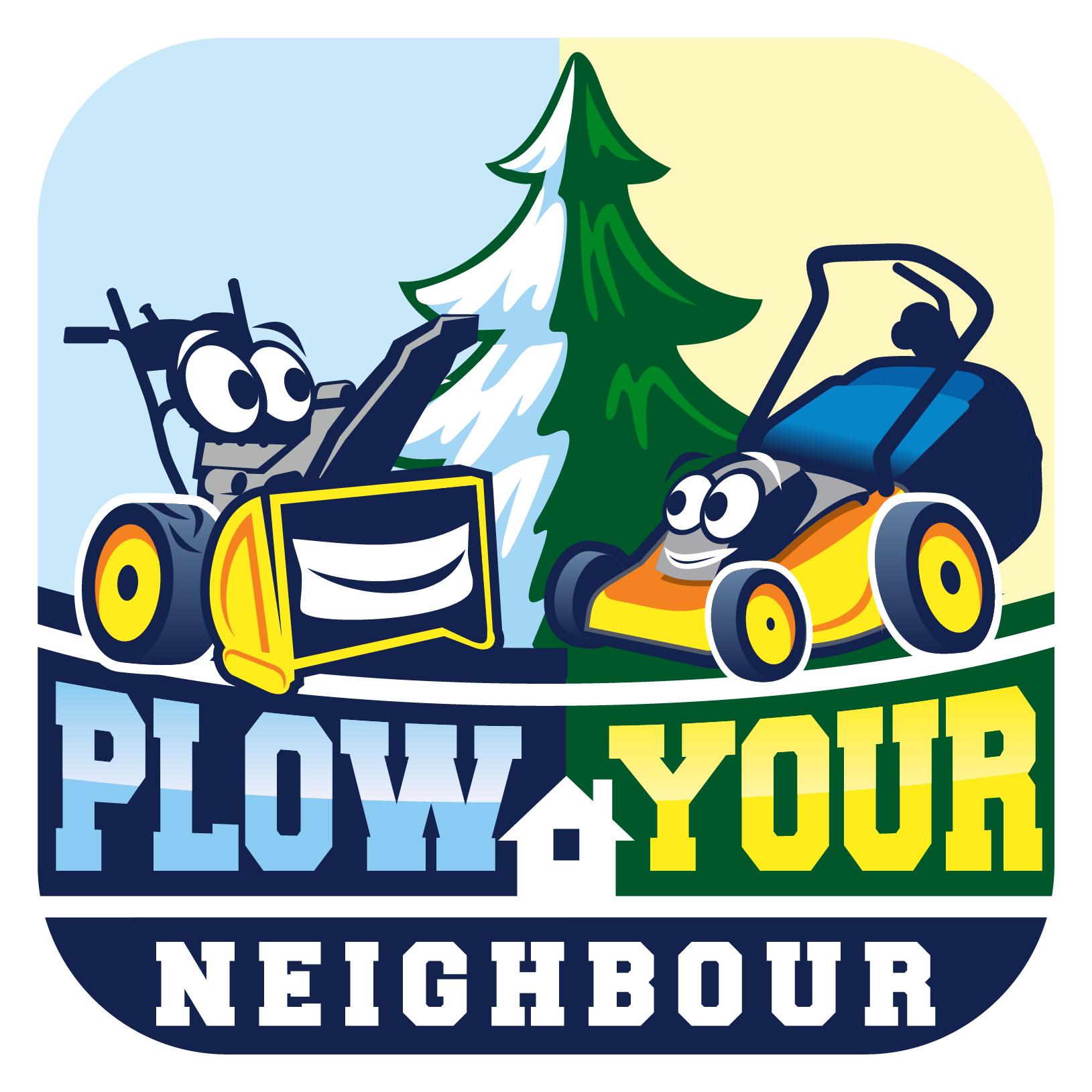 Plow Your Neighbour Logo