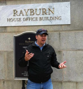Lost in Rayburn? You are not alone.