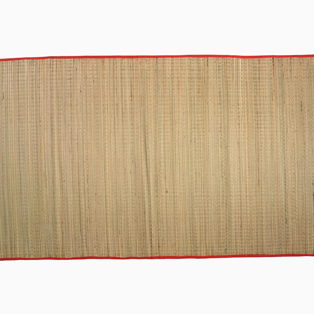 Minimalist Natural Fiber Floor Mat