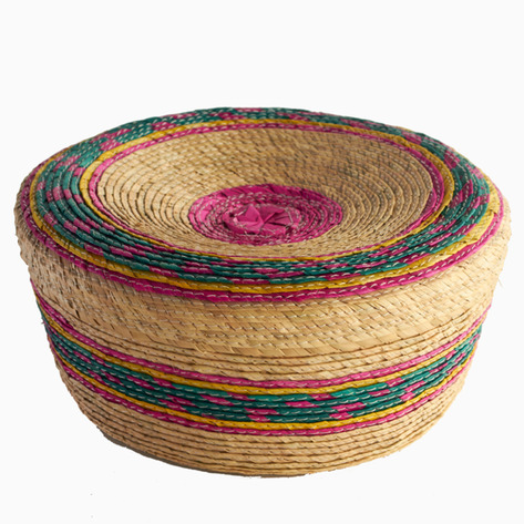 4948fb569dc Abastos Woven Tortilla Baskets