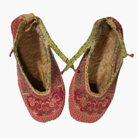 Hmong Children S Shoes