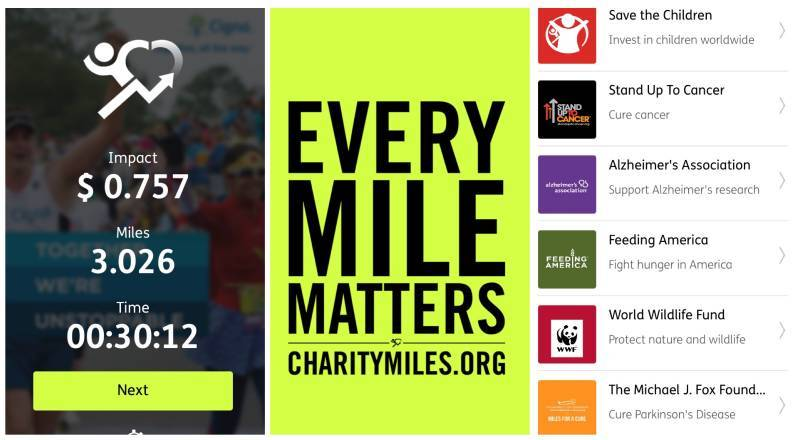 Charity Miles2