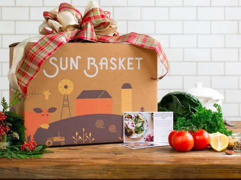 Sun Basket Williams Sonoma