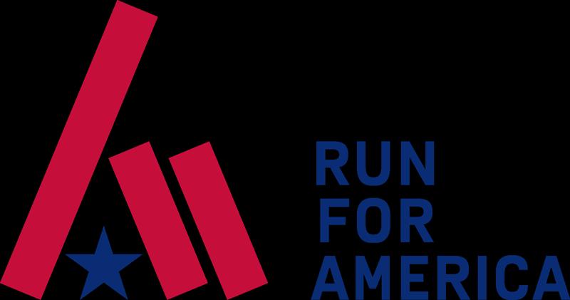 Run For America Logo