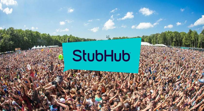 Stubhub Experiential Content 2017 840X460