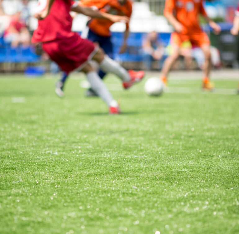 Soccer Stocksy