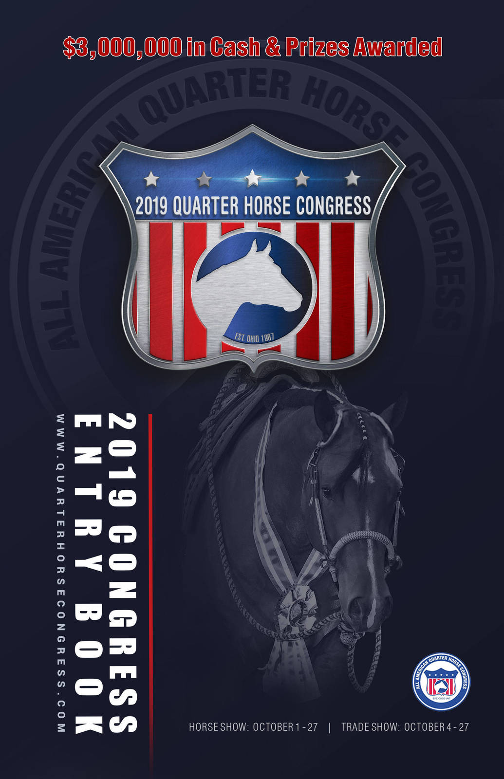 Congress Entry Information :: All American Quarter Horse