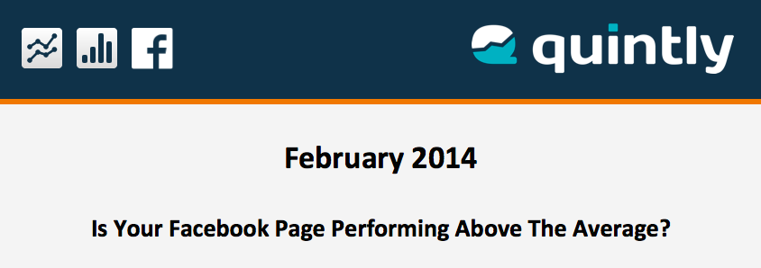 Average Facebook Performance February 2014