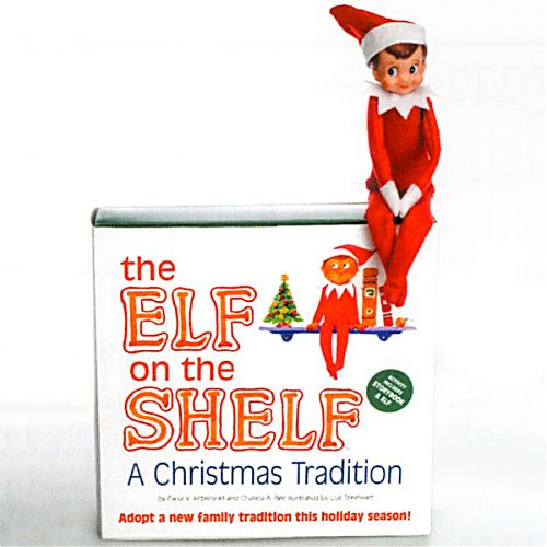 Carlos Whittaker 187 The Elf On The Shelf My Parenting