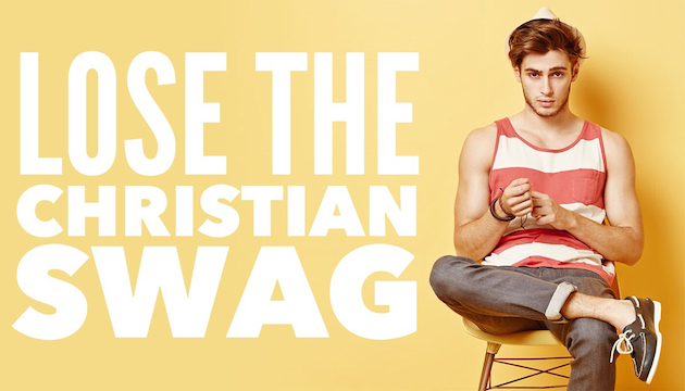 Lose The Christian Swag – Carlos Whittaker