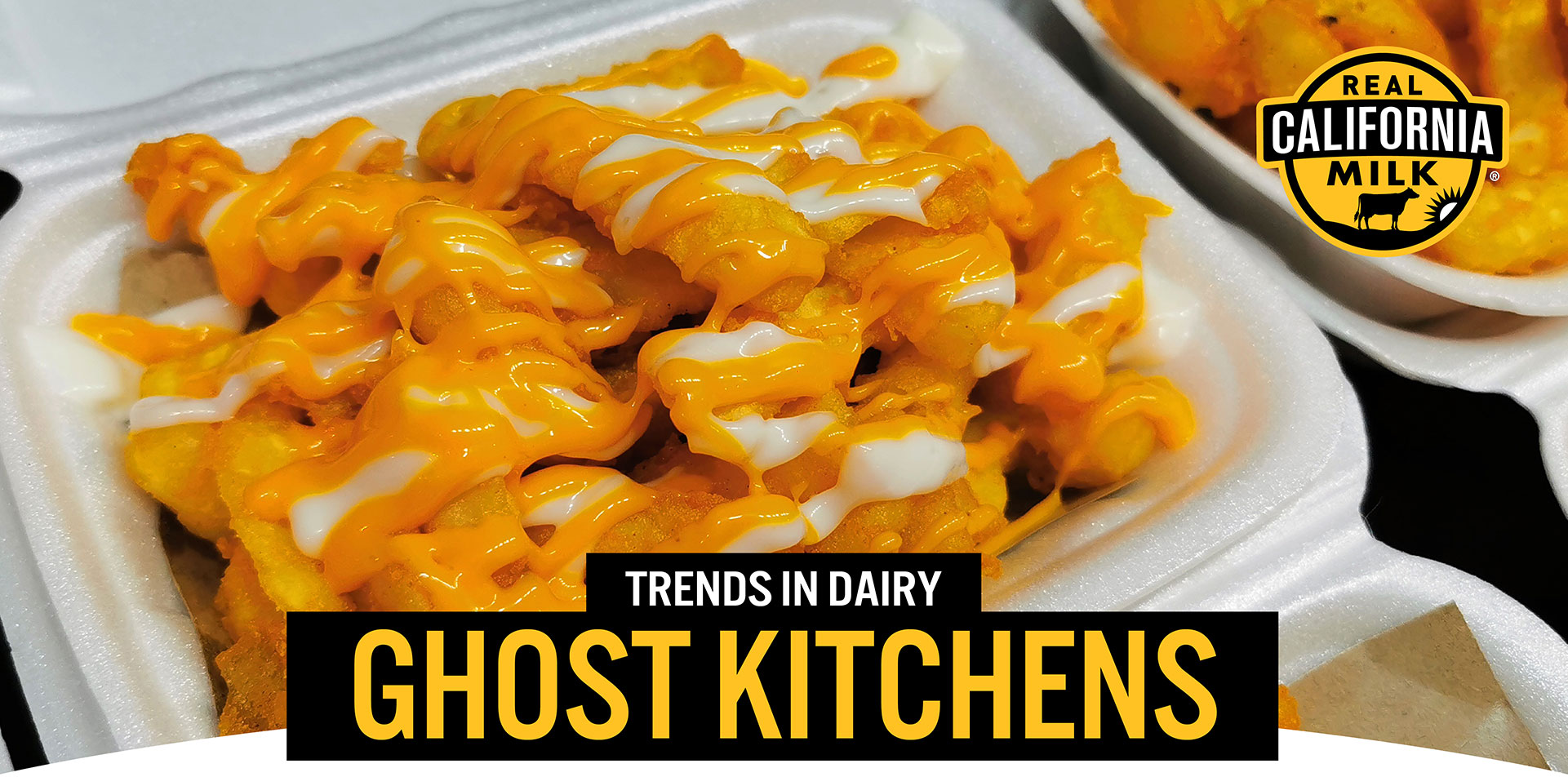 Trends in dairy: Ghost Kitchens