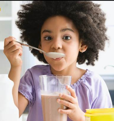 DAIRY FOODS FOR YOUR GROWING FAMILY