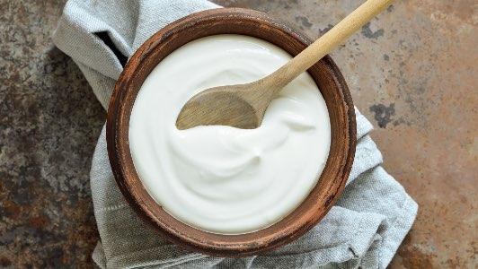 Yogurt gives bodies a leg up