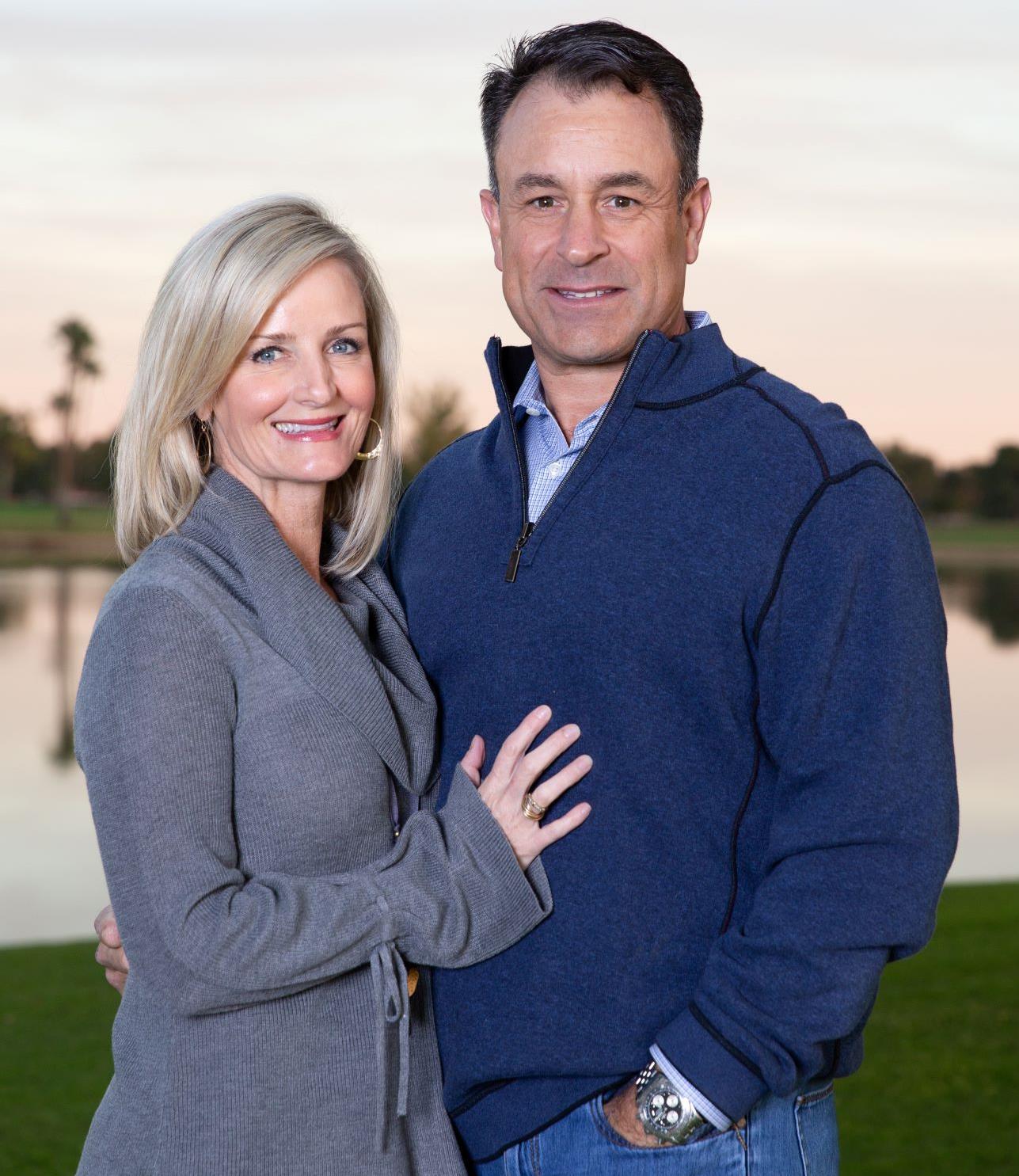 Rick & Tracy Harris