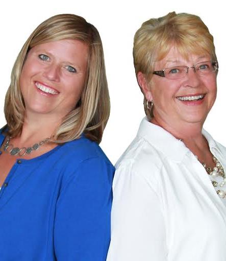 The Nienow Team~Tracy and Sharon