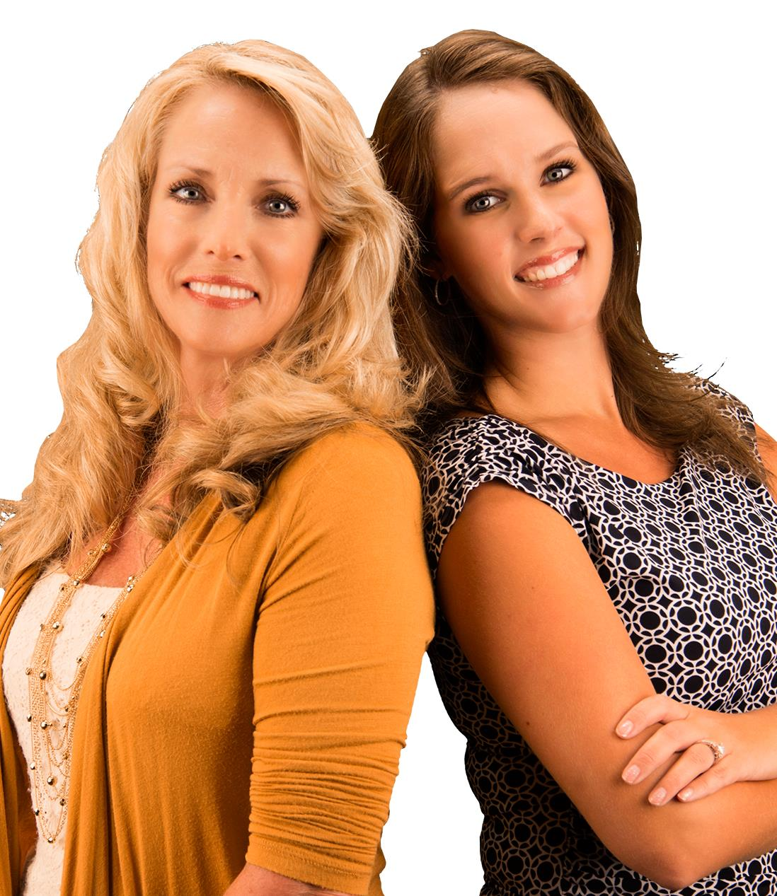 Lynneve Hays & Megan Pratchard