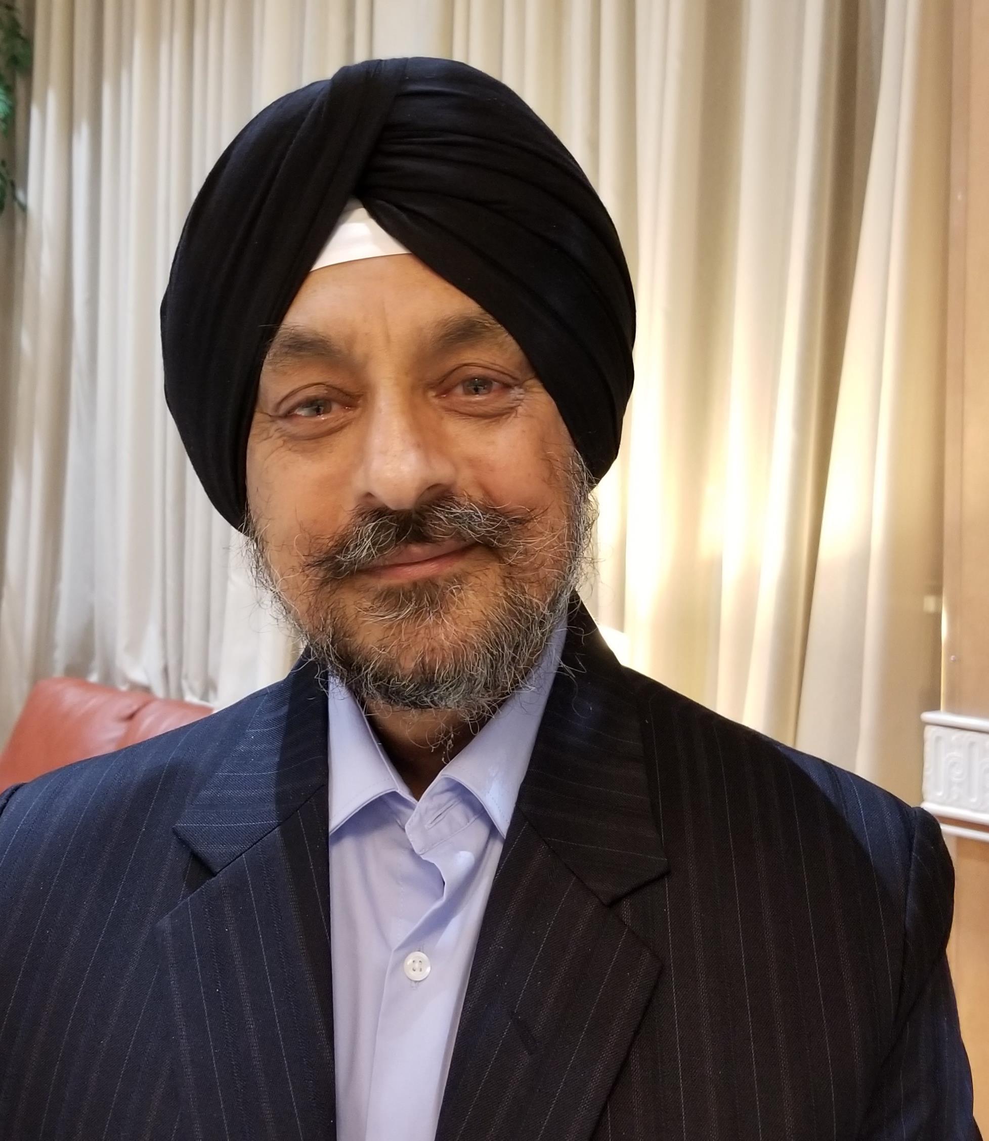 GP Singh