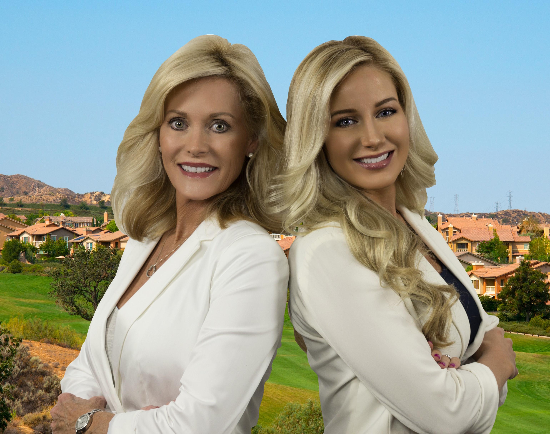 Vicki & Christine- Team Scott SCV
