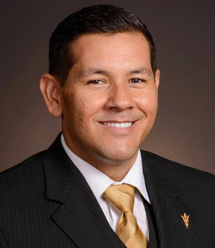 Gabriel Escontrias, Jr. is a licensed real estate agent in Phoenix