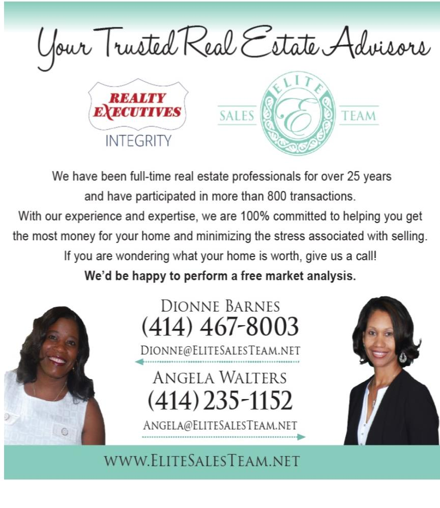 The Elite The Elite is a licensed real estate agent in Glendale WI