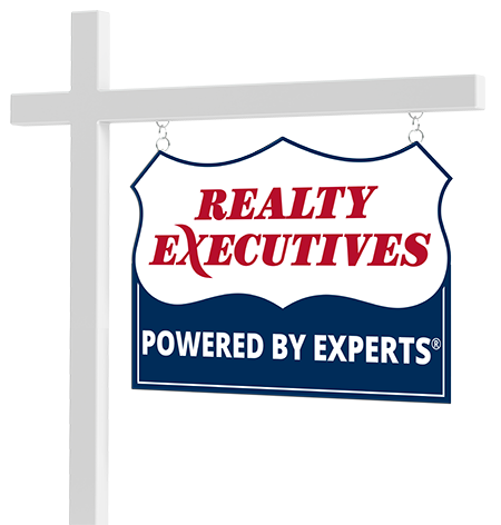 Realty Executives Yard Sign