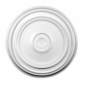 Ceiling Medallion White Urethane Primed 24 14 Diameter