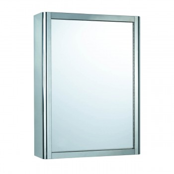 Medicine Cabinet Brushed Stainless 23 58 Surface Mount