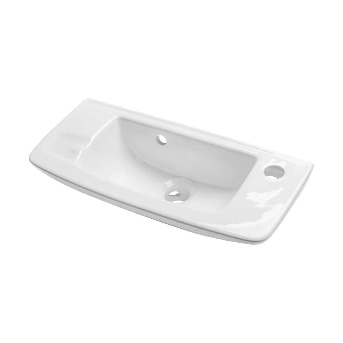 Image of: Renovators Supply Portsmouth Small Bathroom Corner Pedestal Sink White Ceramic Glossy Finish 32 3 4 Height 22 Wide Includes Sink Basin Pedestal And Mounting Bracket Space Saving Design Corner Sinks