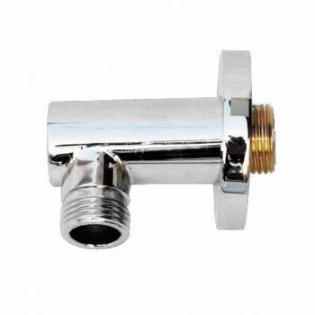 Shower Part Chrome Shower Water Connector Part Only