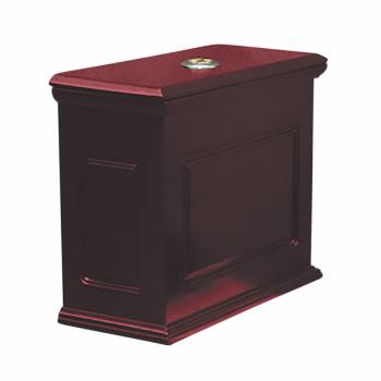 Lowboy Raised Panel TANK ONLY Cherry Finish