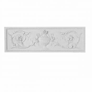 Crown Molding White Urethane Ornate