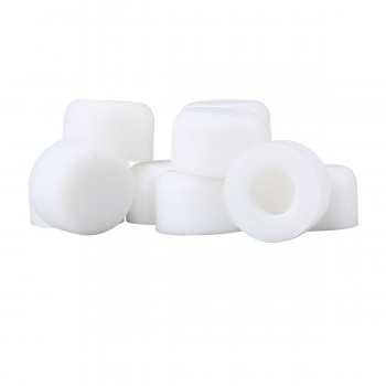 Premium Silicone White Door Stopper Tips 14 Inner Dia