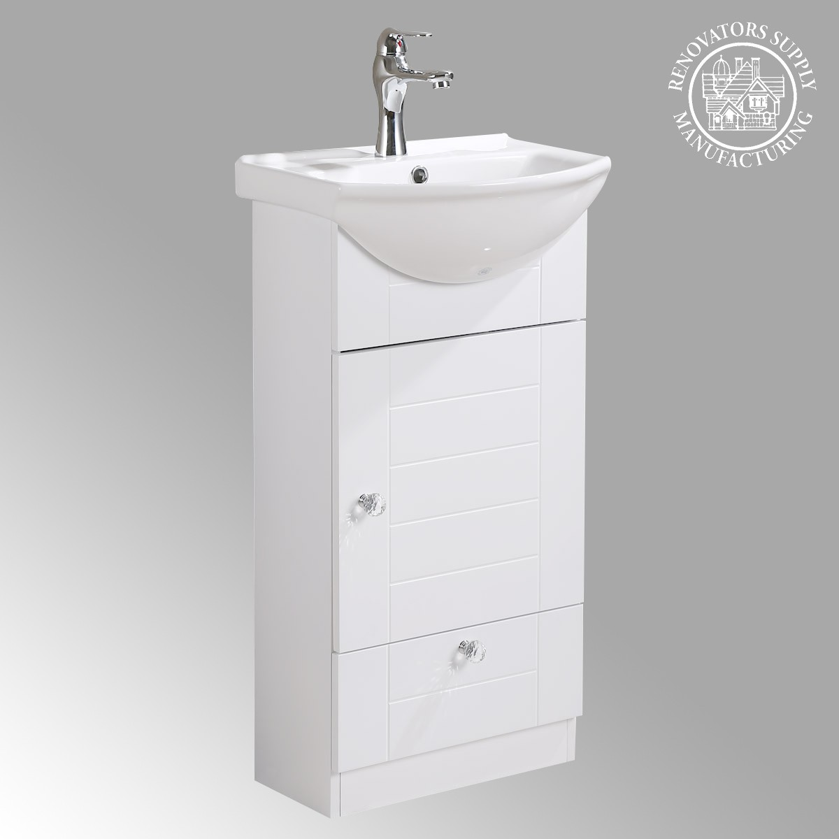 details about small cabinet vanity wall mount white