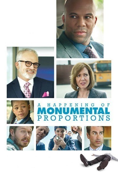 A Happening of Monumental Proportions movie poster