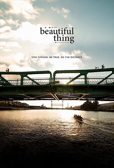 A Most Beautiful Thing movie poster