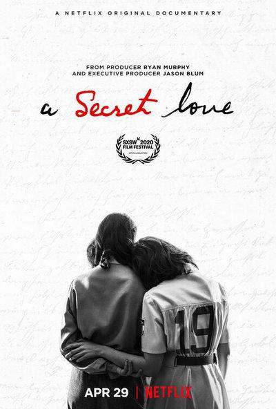 A Secret Love movie poster