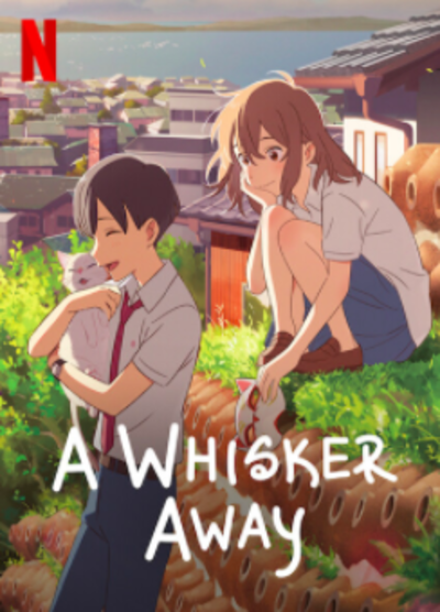 A Whisker Away movie poster