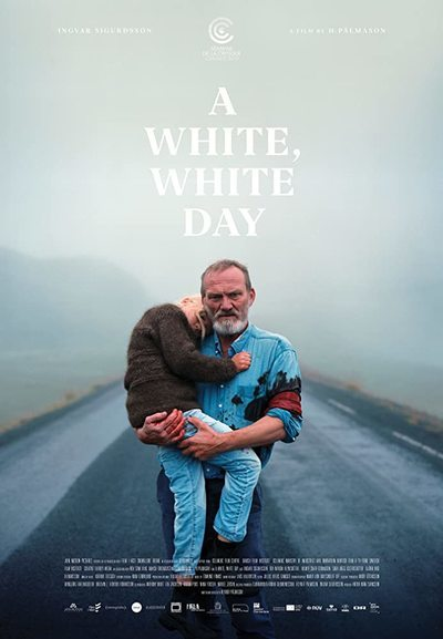 A White, White Day movie poster