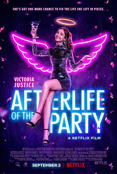 Afterlife of the Party movie poster