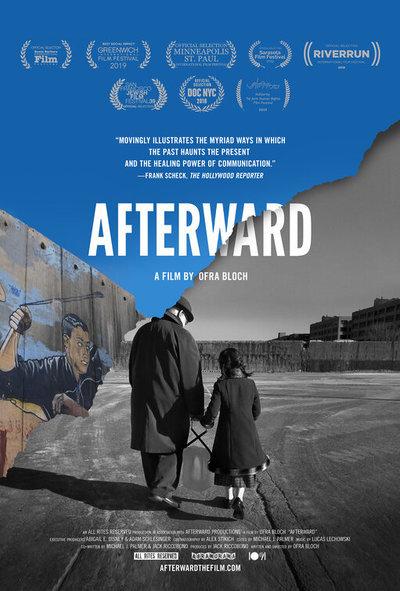 Afterward movie poster