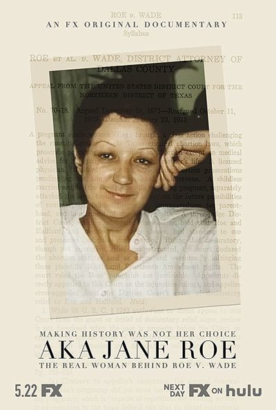 AKA Jane Roe movie poster
