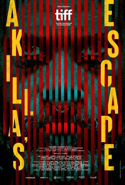 Akilla's Escape movie poster
