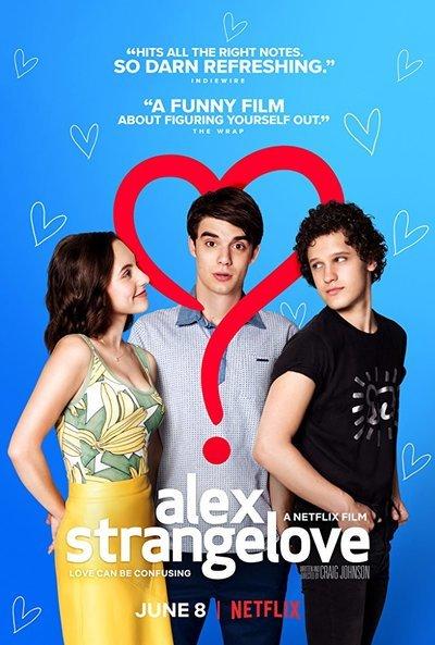 Alex Strangelove movie poster
