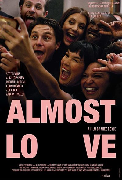 Almost Love movie poster