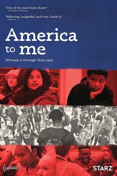 America to Me movie poster